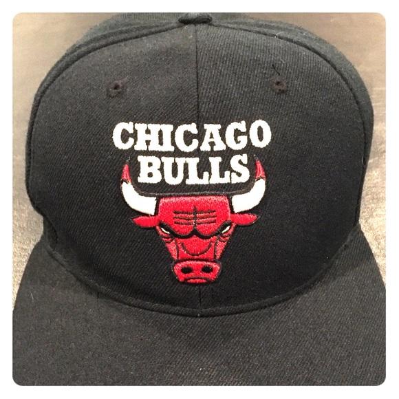 Chicago Bulls SnapBack Vintage OG Retro Hat Cap 606b8caf46f